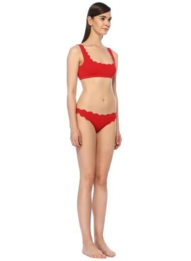 Marysia Bikini Alt Bordo